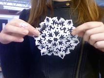 HS Snowflake mini